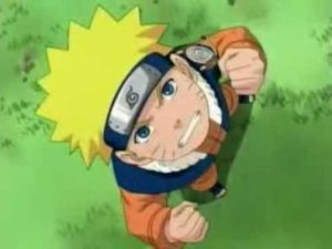 Naruto speciál 3 jounin vs genin
