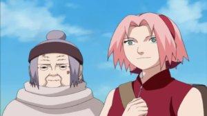 Naruto Shippuuden 012: Rozhodnutí staré důchodkyně
