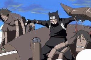 Naruto Shippuuden 007: Sprintující Kankurou