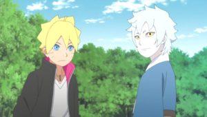 BORUTO 012: Boruto a Mitsuki