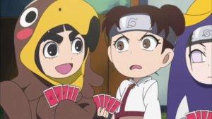 Naruto SD 08: I Hokage může vyplešatět / Orochimaru je neodbytný