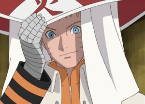Sedmý Hokáge Uzumaki Naruto
