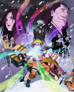 Naruto: Záchrana Sněžné princezny! - BORUTO.EU
