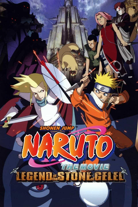 Naruto 2: Iluze ruin podsvětí - BORUTO.EU
