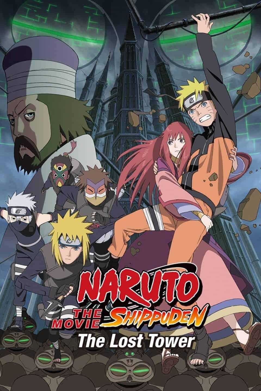 Naruto Shippuuden Film 4: Ztracená věž - BORUTO.EU