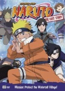 Naruto speciál 2 Boj za Skrytou Vodopádovou