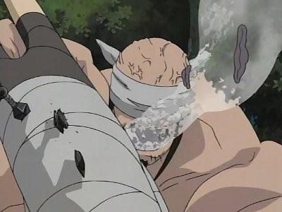 NARUTO 122: Podvodník! Chlapák Šikamaru. Ten, kdo vsadí na oživení mrtvých