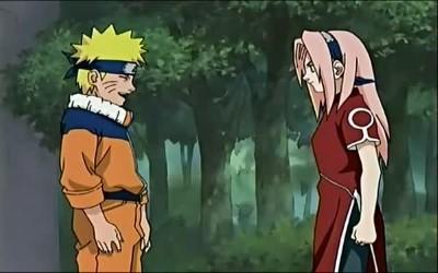 NARUTO 3: Rival?! Sasuke a Sakura