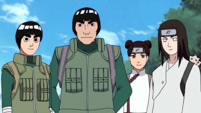Naruto Shippuuden 10: Pečetící technika, Devět Pečetí Přízračného Draka