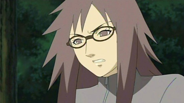 Naruto Shippuuden 116: Strážce železné zdi