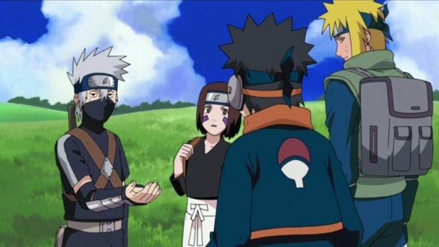 Naruto Shippuuden 119: Kakashiho příběh