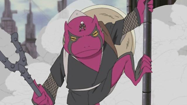 Naruto Shippuuden 131: Vyvolání! Sennin mód