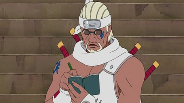 Naruto Shippuuden 143: Hachibi vs Sasuke