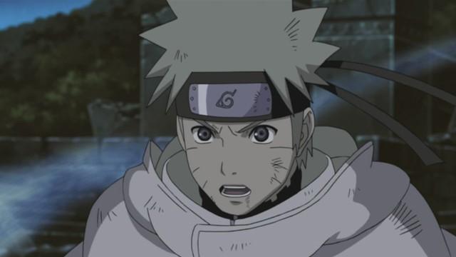 Naruto Shippuuden 151: Mistr a žák