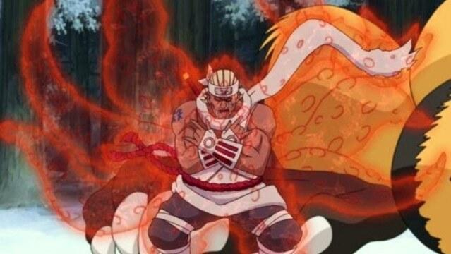 Naruto Shippuuden 207: Ocasý démon vs. Ocasý démon bez ocasů