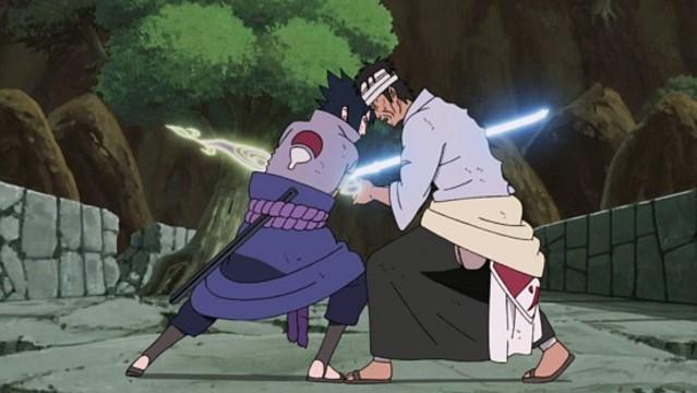 Naruto Shippuuden 211: Shimura Danzou