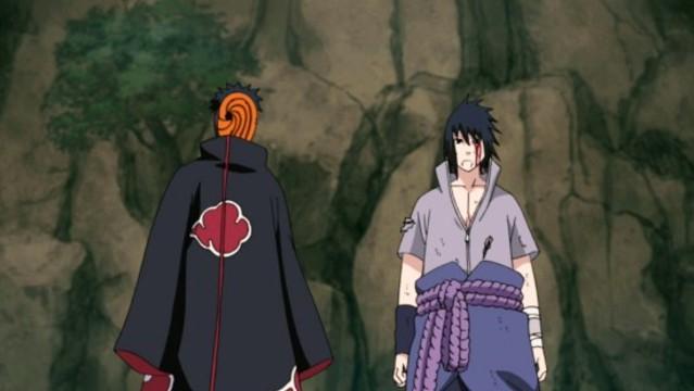 Naruto Shippuuden 212: Sakuřino rozhodnutí