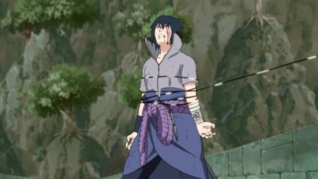 Naruto Shippuuden 214: Břímě