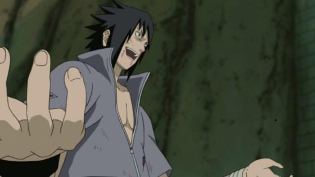 Naruto Shippuuden 215: Dva osudy