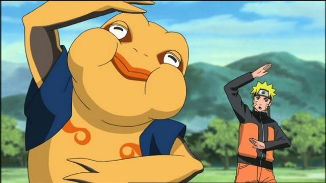 Naruto Shippuuden 221: Sklad
