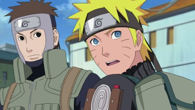 Naruto Shippuuden 223: Mladý chlapec a moře