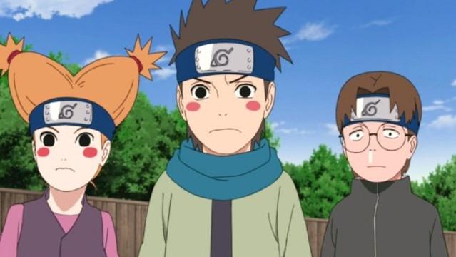 Naruto Shippuuden 234: Narutův nejoblíbenější student