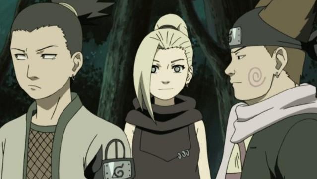 Naruto Shippuuden 239: Legendární Ino-Shika-Chou