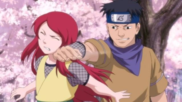 Naruto Shippuuden 246: Oranžová záře