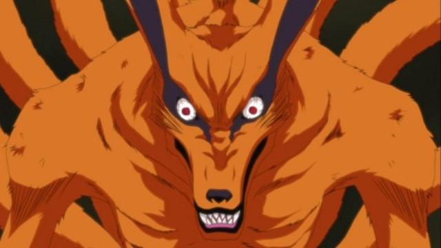 Naruto Shippuuden 247: Cíl: Kyuubi