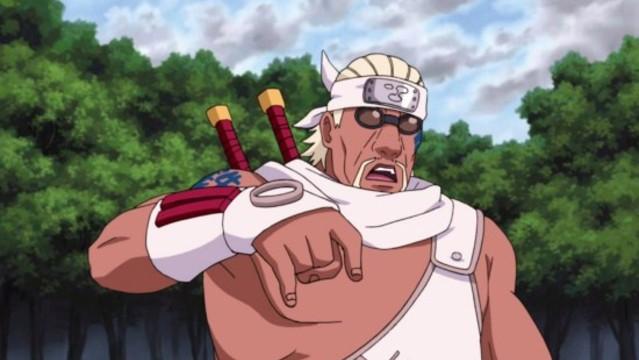 Naruto Shippuuden 251: Muž jménem Kisame