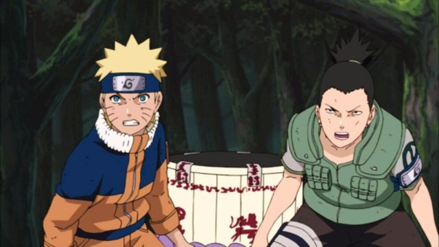 Naruto Shippuuden 260: Loučení