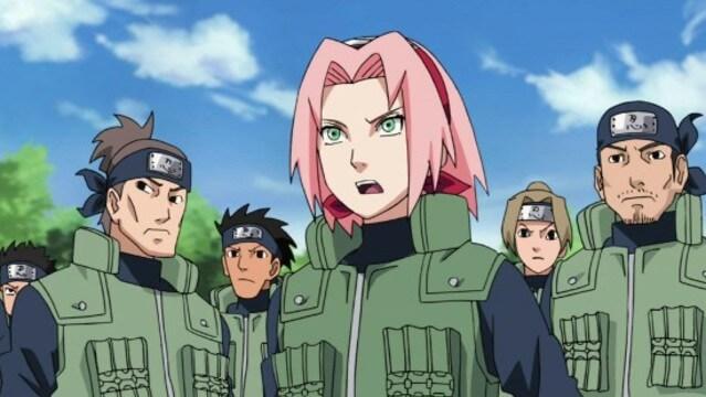 Naruto Shippuuden 265: Návrat starého nepřítele
