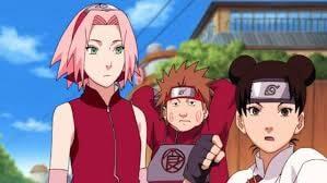 Naruto Shippuuden 271: Cesta k Sakuře