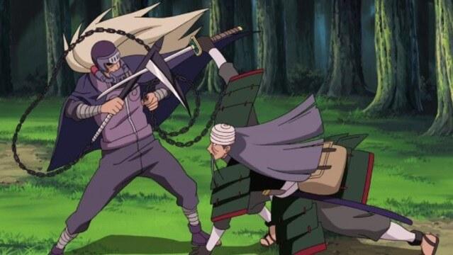 Naruto Shippuuden 272: Mifune vs. Hanzou