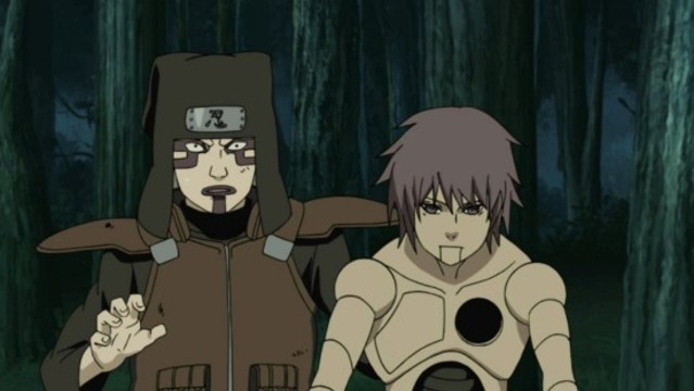 Naruto Shippuuden 280: Estetika umělce