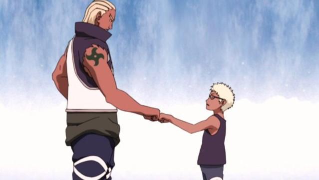 Naruto Shippuuden 283: Dvě slunce
