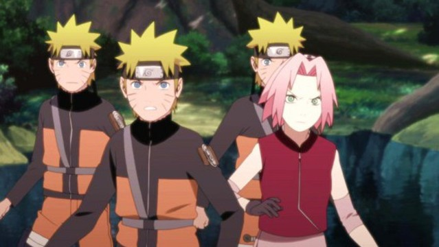 Naruto Shippuuden 290: Síla, ep. 1