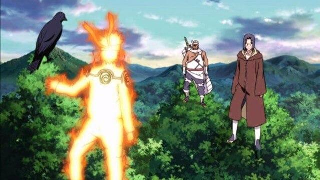 Naruto Shippuuden 298: Konečně se setkávají! Naruto vs Itachi