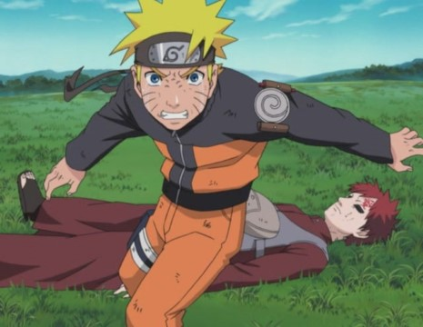 Naruto Shippuuden 30: Krása okamžiku