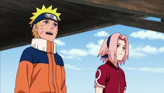 Naruto Shippuuden 306: Oko srdce