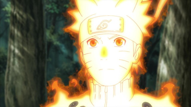 Naruto Shippuuden 314: Smutné deštivé slunečno