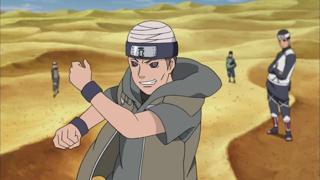 Naruto Shippuuden 316: Oživené spojenecké jednotky