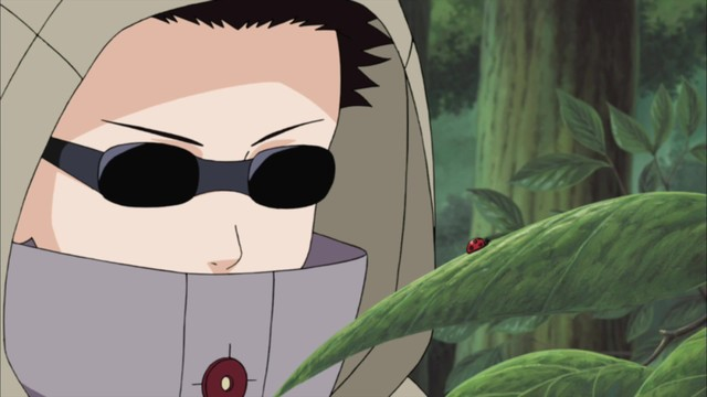 Naruto Shippuuden 317: Shino vs. Torune