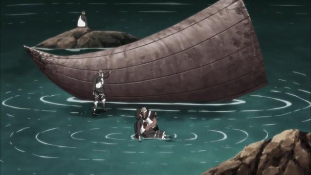Naruto Shippuuden 318: Díra v srdci: Ten druhý Jinchuuriki