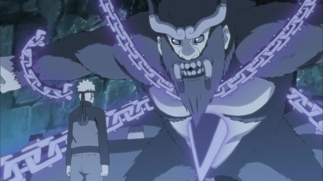 Naruto Shippuuden 328: Kurama