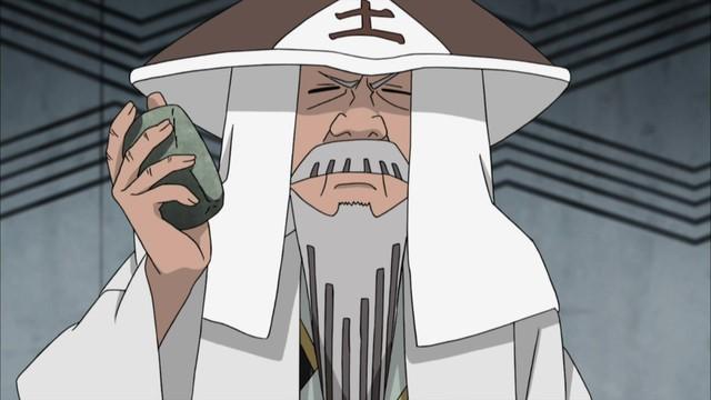 Naruto Shippuuden 332: Vůle kamene