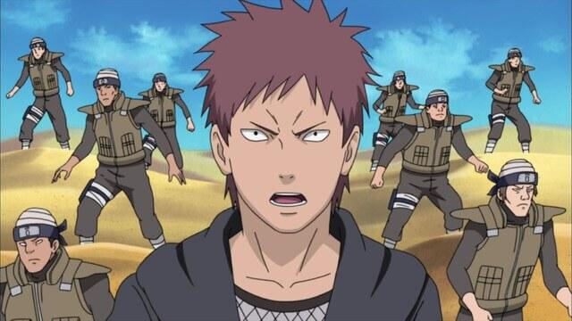 Naruto Shippuuden 349: Maska zakrývající srdce