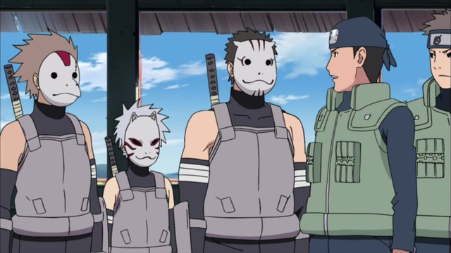 Naruto Shippuuden 350: Minatova smrt - BORUTO.EU