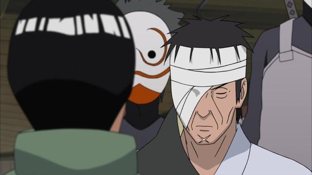 Naruto Shippuuden 357: Uchiha z ANBU