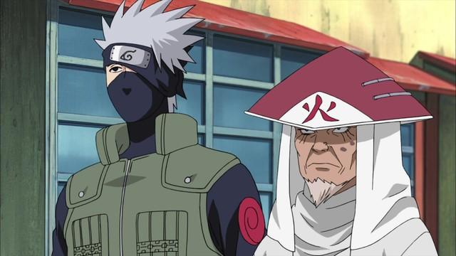 Naruto Shippuuden 361: Tým sedm